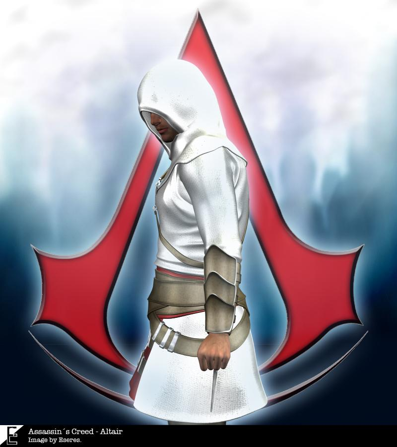 Assassin´s Creed - Altair by Eseres