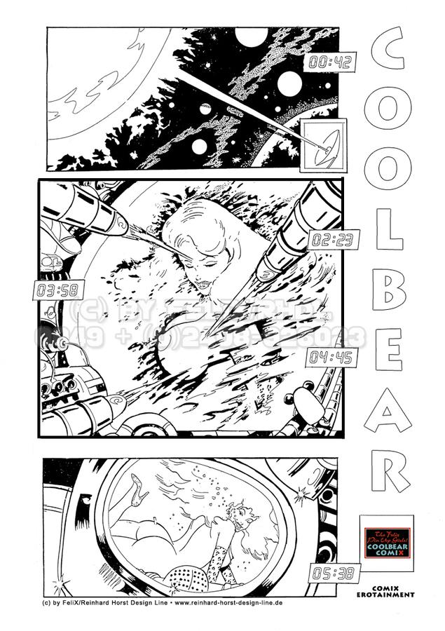 FeliX Presents: Unpublished CoolBear ComiX Page