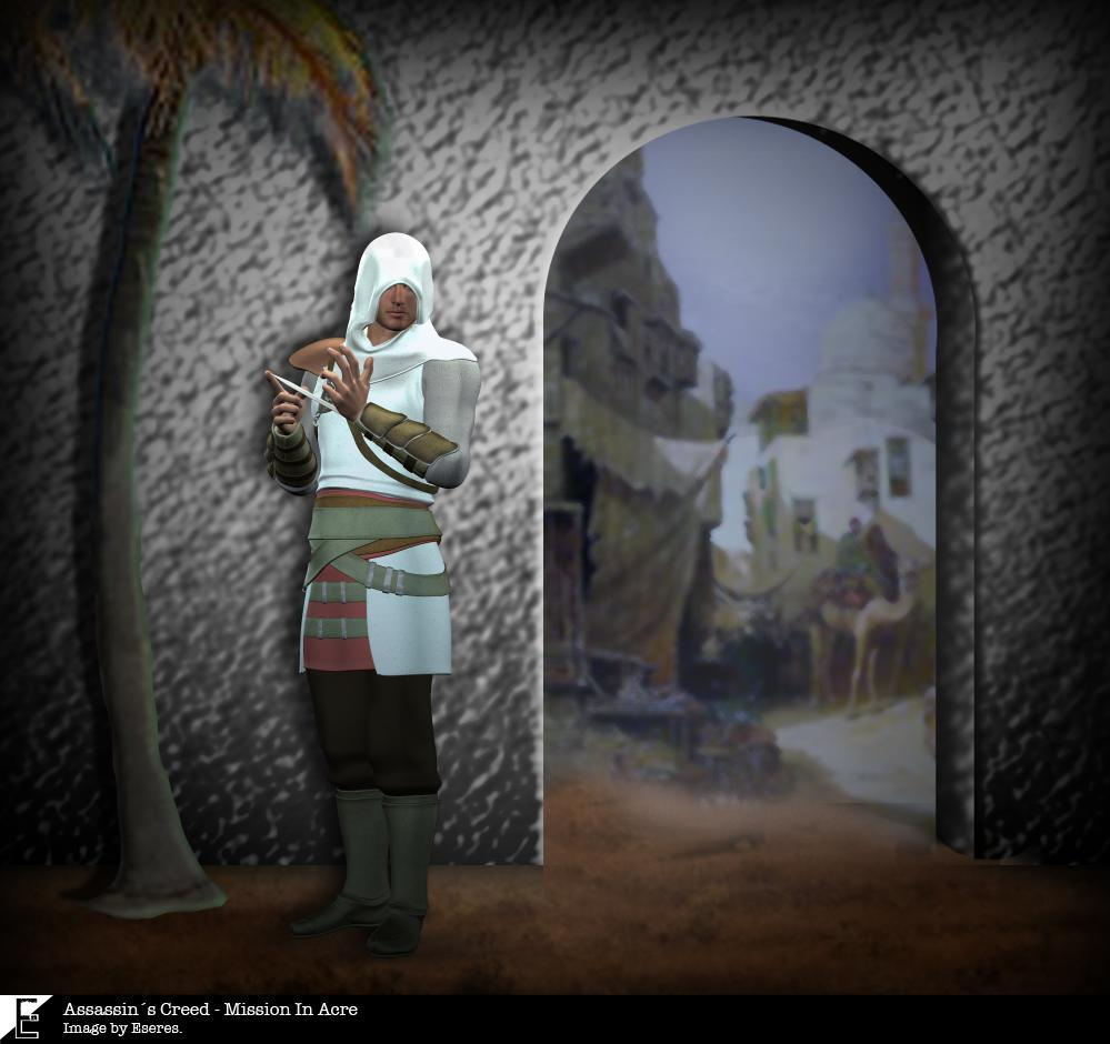 Assassin´s Creed - Mission In Acre by Eseres