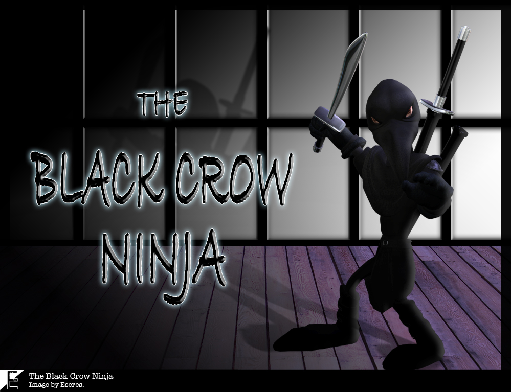 The Black Crow Ninja