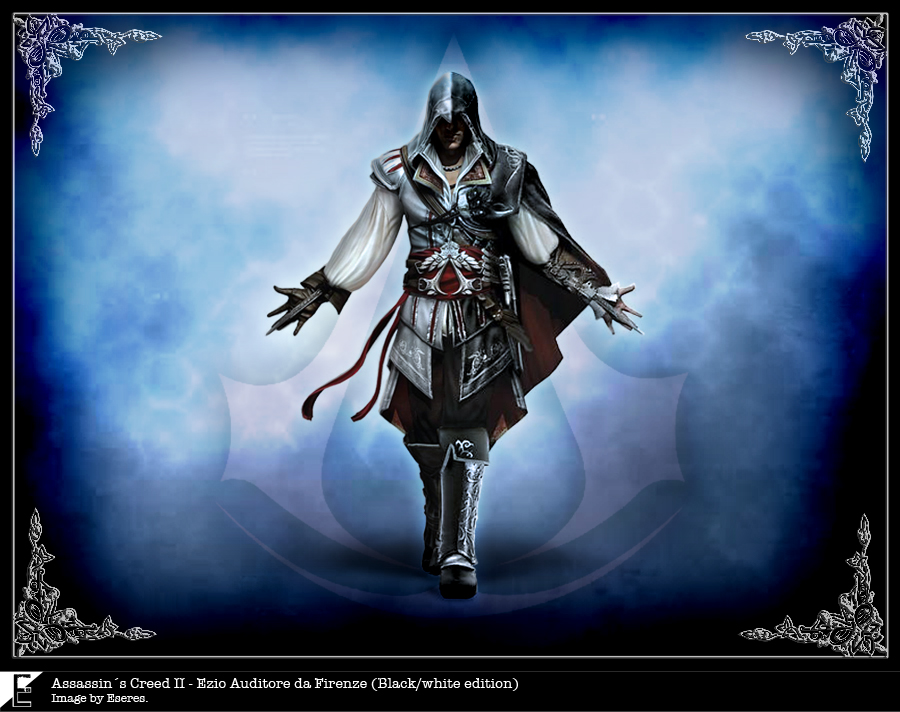 Assassin´s Creed II - Ezio (Black/white)