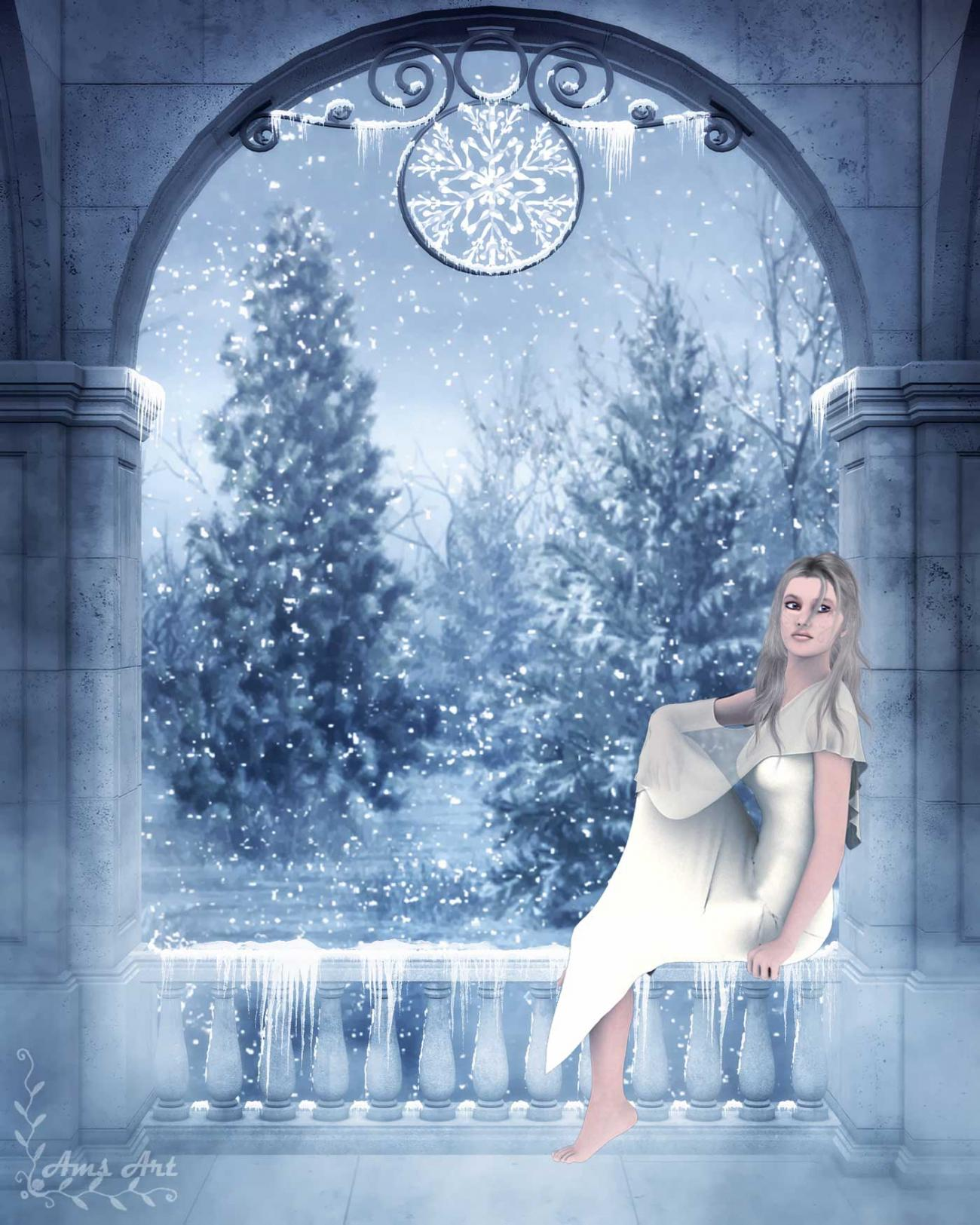 ilona wallpapers beautiful snowy -#main