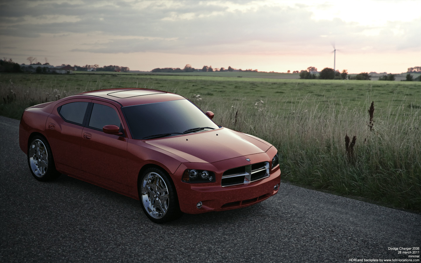 Charger Unveiled
