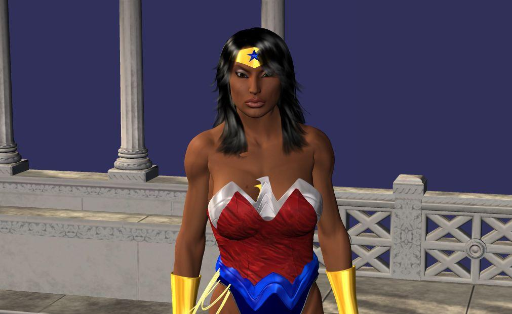 Wonder Woman (Tiara Archiones)
