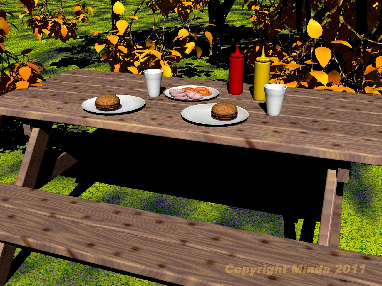Picnic Table..:):)