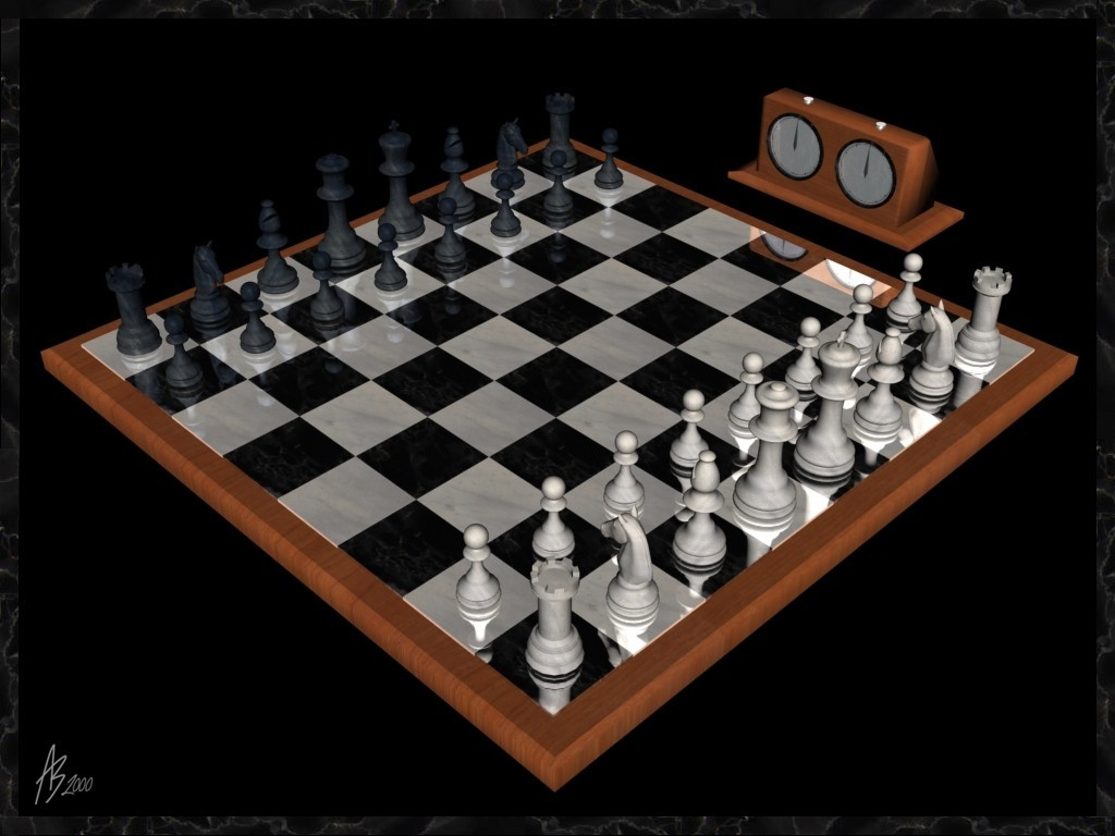The Game Of Kings by --Divide-By-Zero--