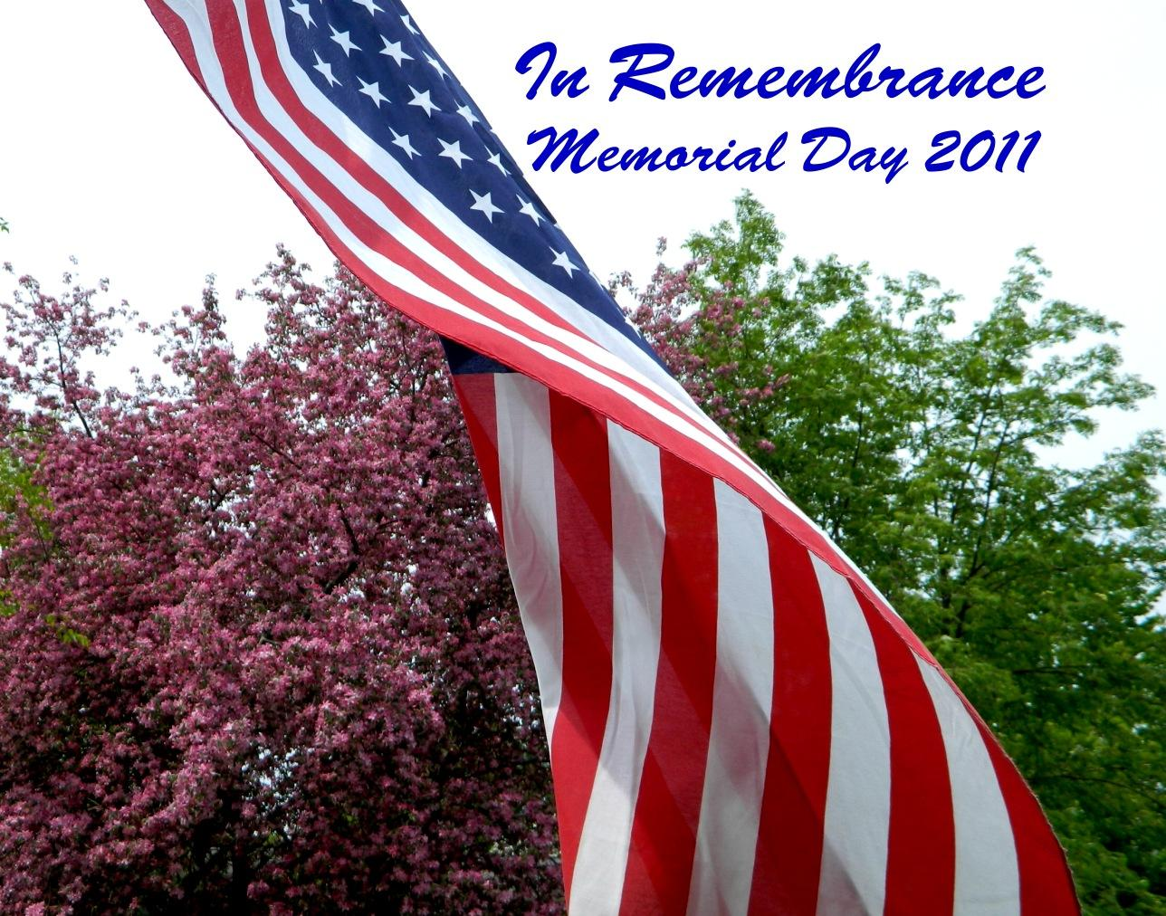 In Remembrance Memorial Day 2011