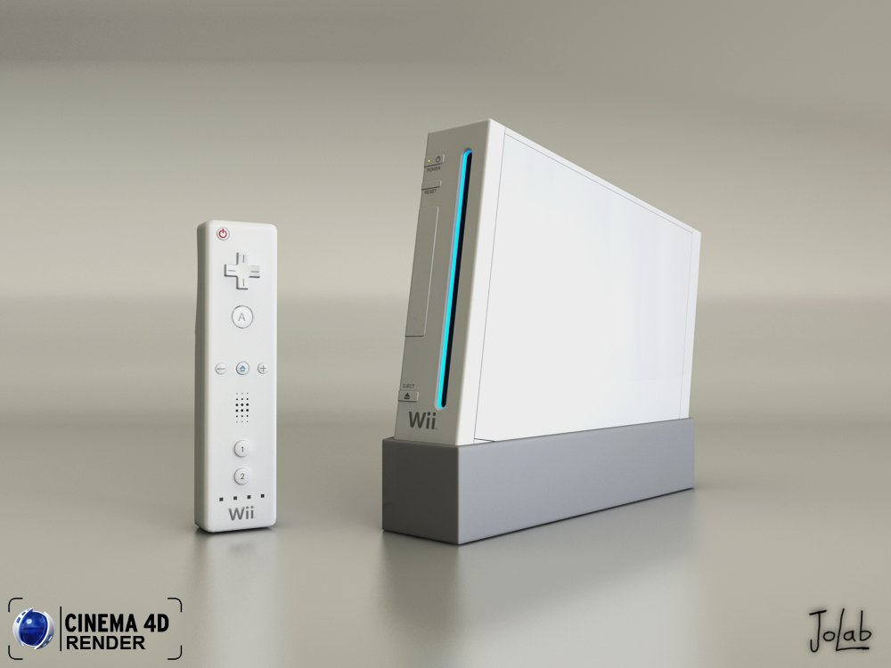 My Wii Console