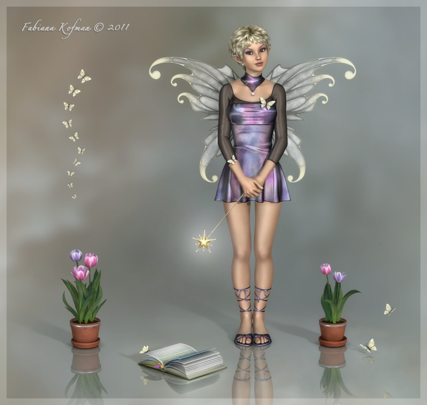 Education: How to train future Faeries