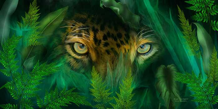 Jungle Eyes-Jaguar