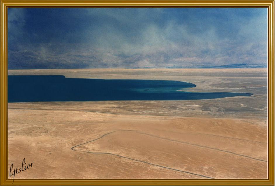 Holy Land-OverTheDeadSea