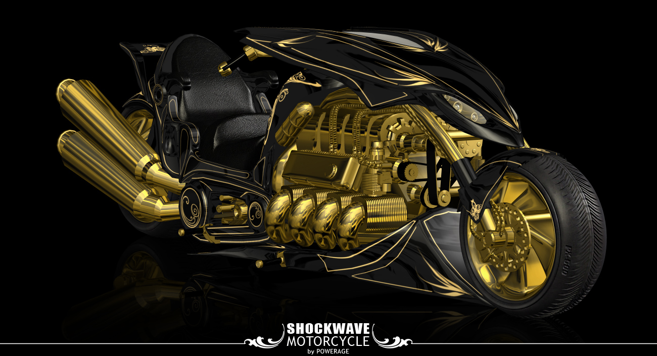 SHOCKWAVE motorcycle