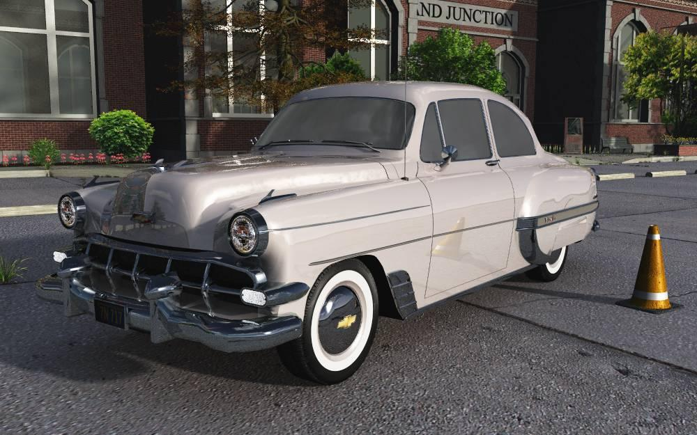 1954 Chevy Bel Air 2 door coming soon...