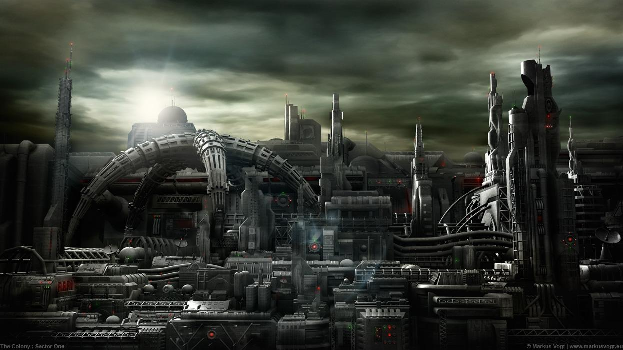 The Colony - Sector One