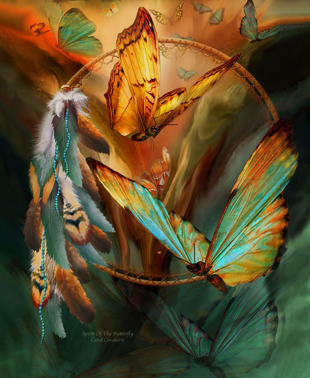 Spirit Of The Butterfly
