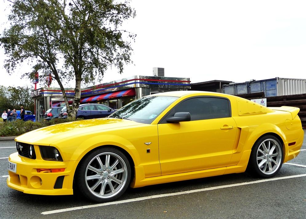 Roush for Rose and Rob
