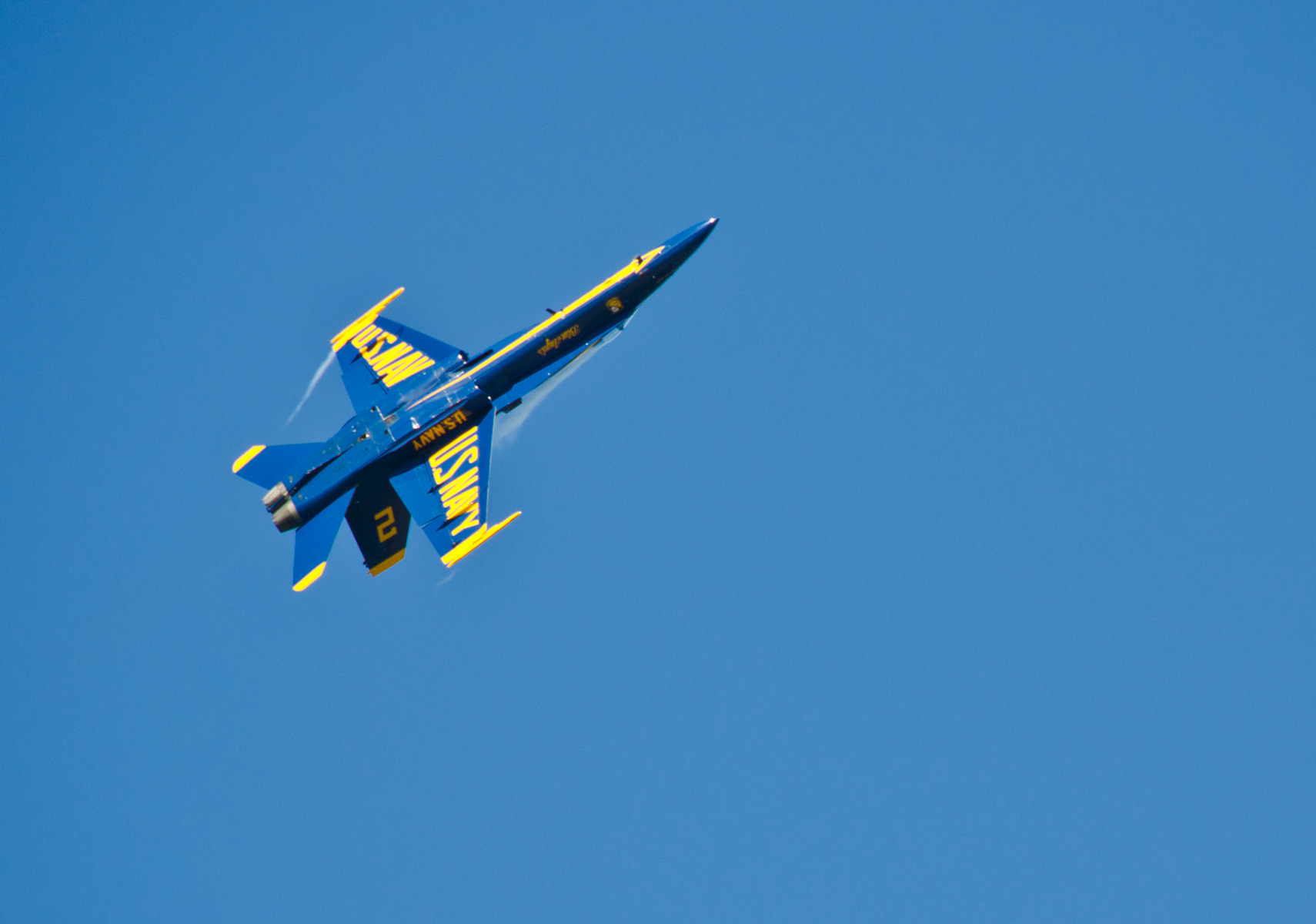 blue angels flyby 2