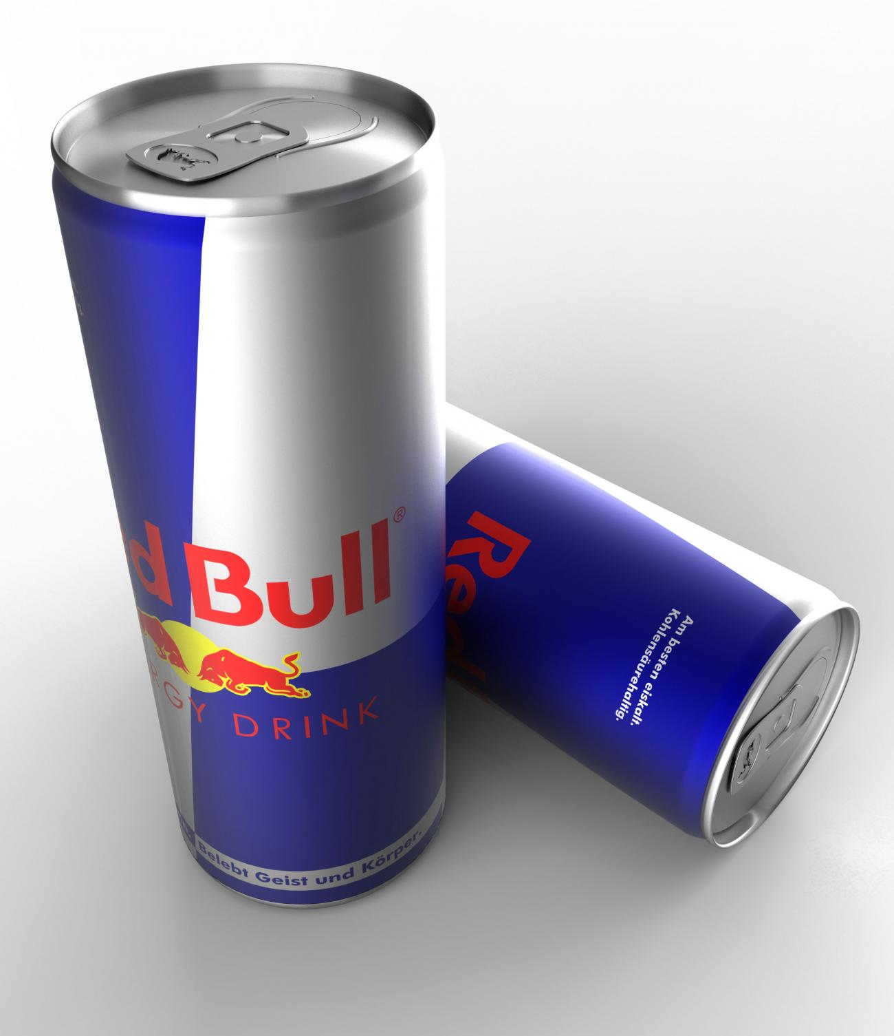 Red Bull Tins