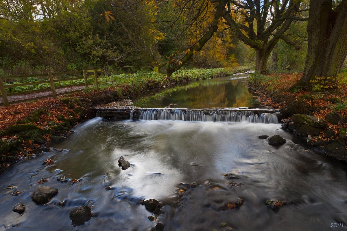 Dovedale - Colours of Autumn by tommorules