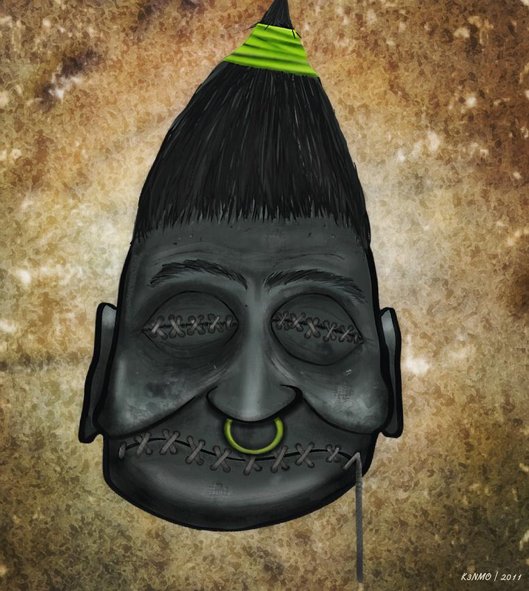 Hot Rod Shrunken Heads