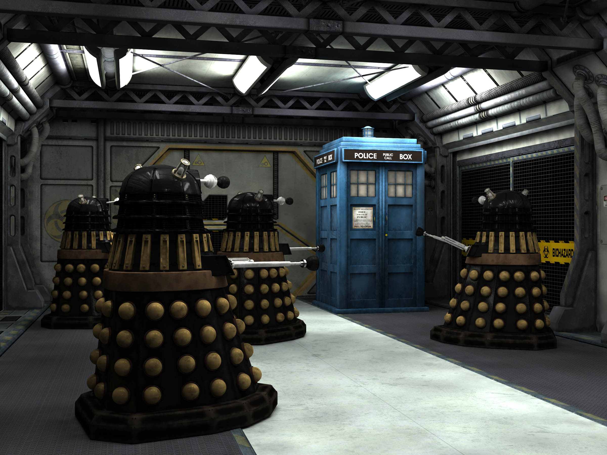 Under the killing fields of Skaro