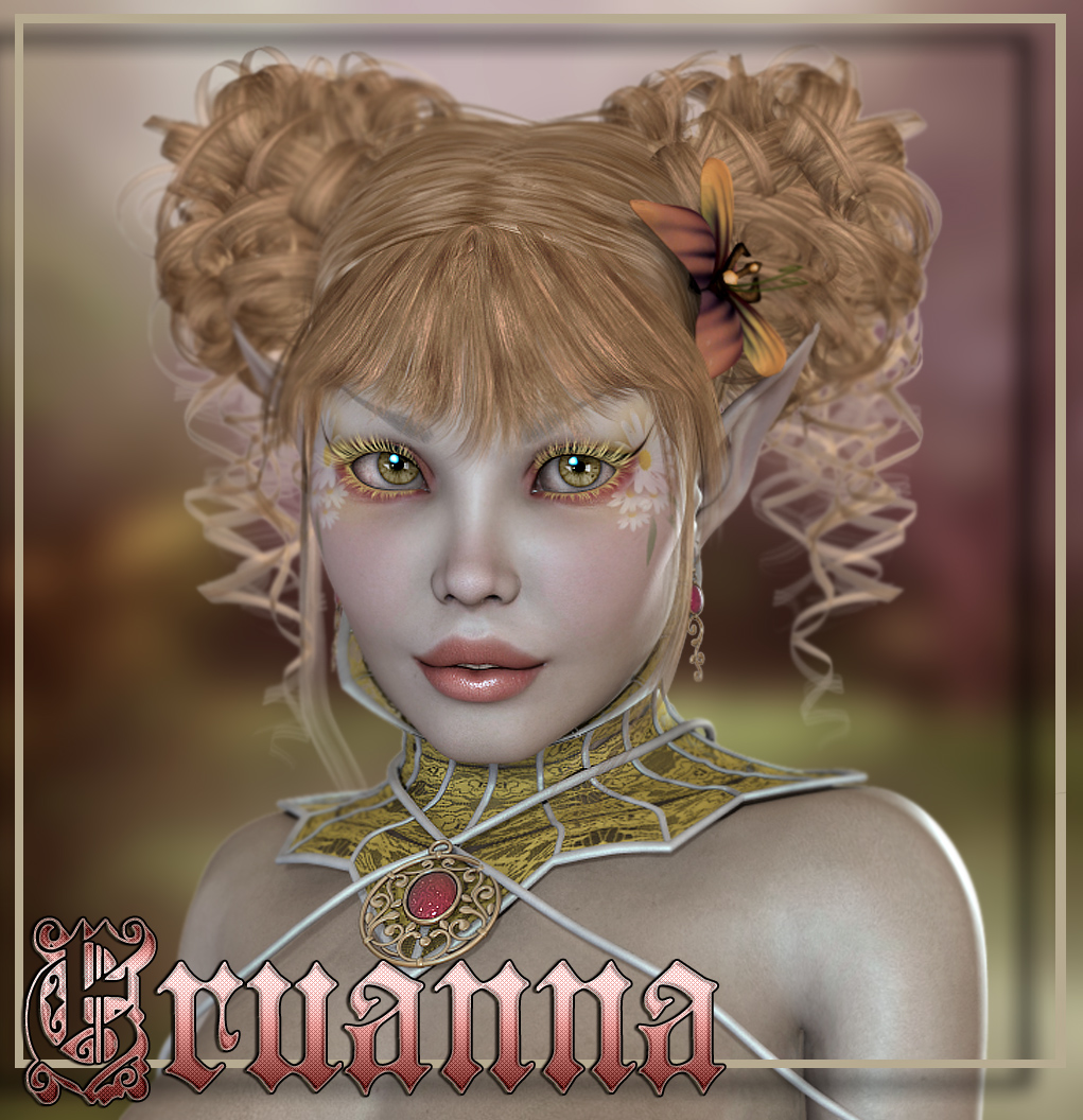 Eruanna available now on sale!!