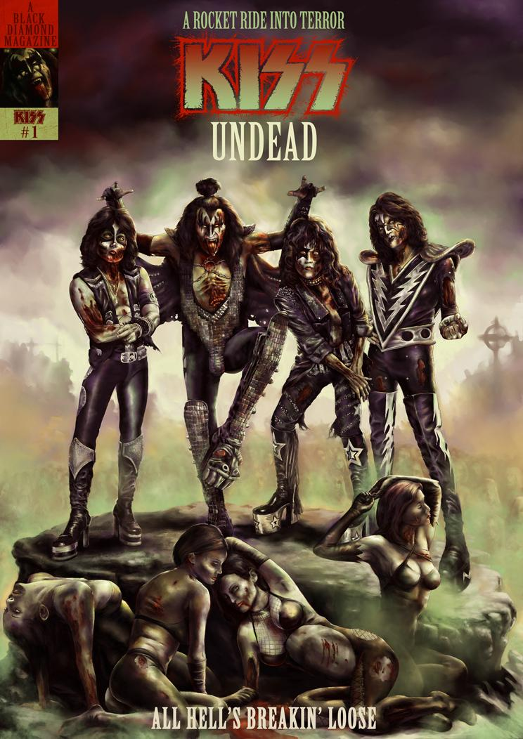 KISS UNDEAD