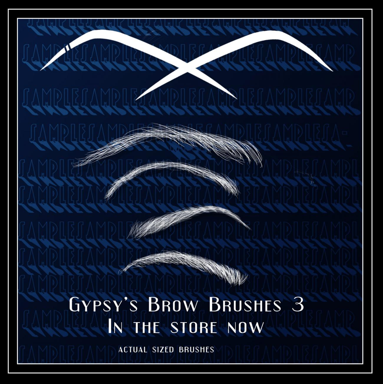 Gypsy Brows III: Son Of Brow Brushes