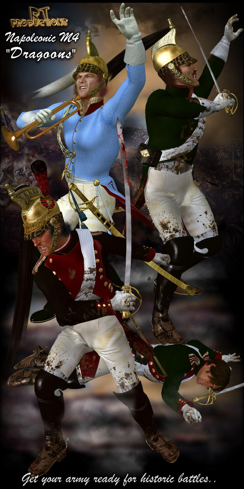 Dragoons by -renapd-