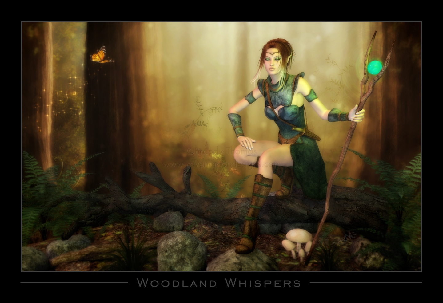 Woodland Whispers (for WildDesigns & SIlver)