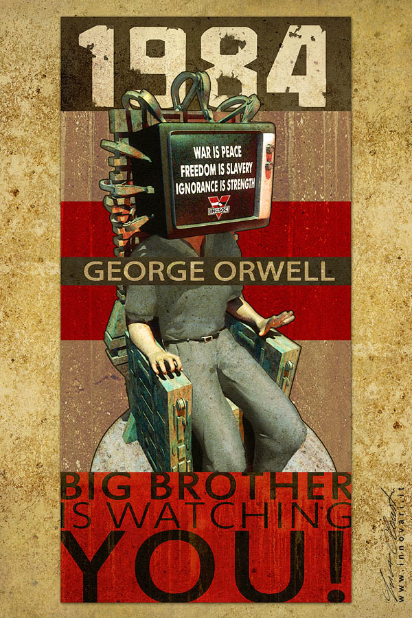 a comparison of the message tone and the nature of utopia in two novels 1984 by george orwell and br 1984 describes a utopia george orwell's 1984 is selective society in well-written standard english reflecting on the the capacity to hold two.