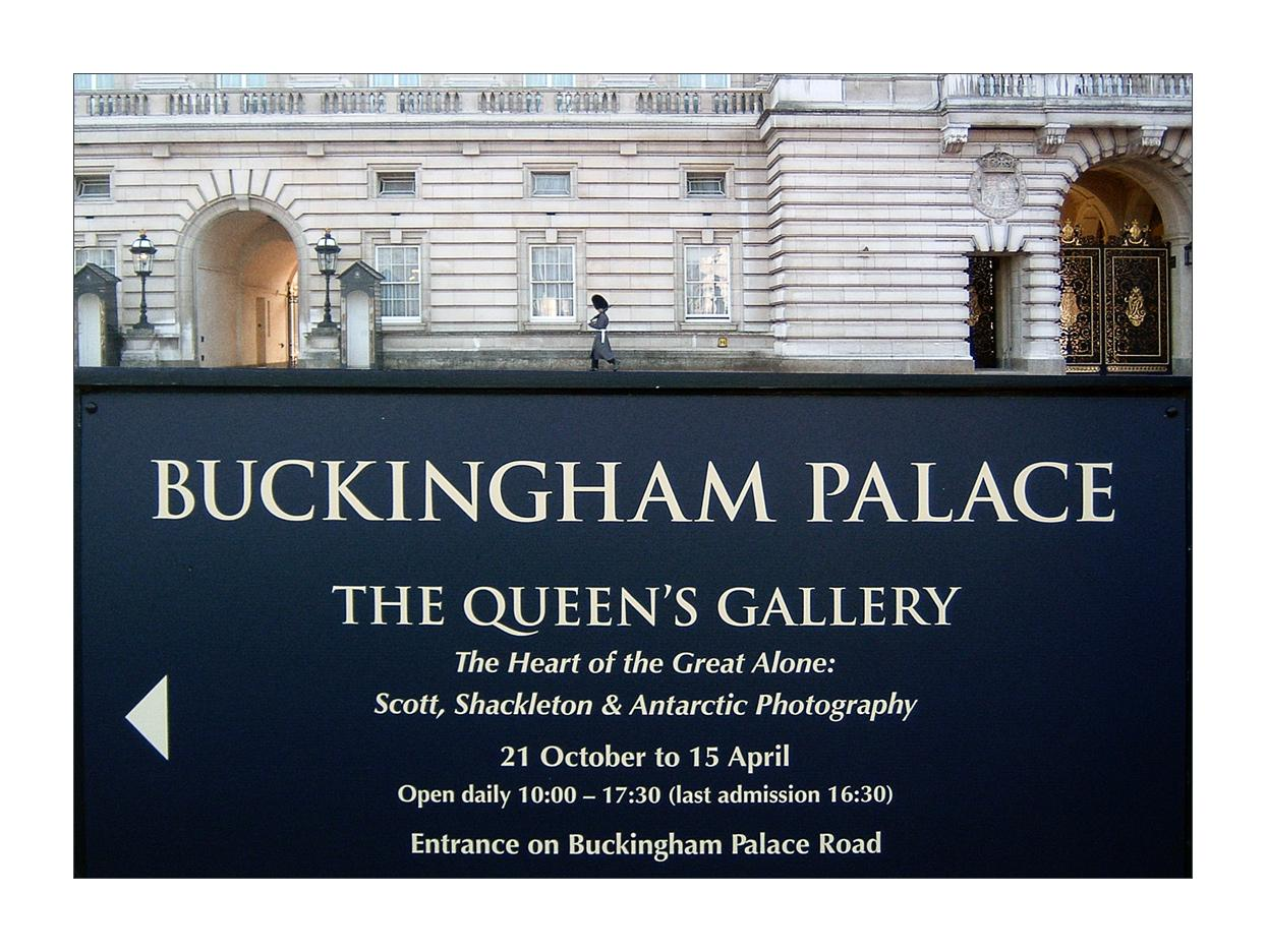 Buck House by azrabella