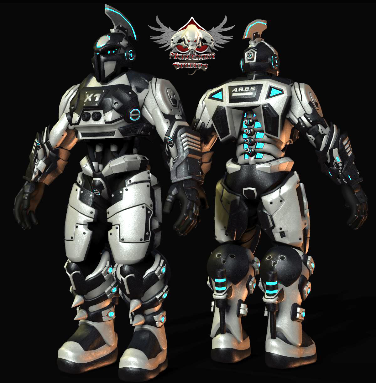 ARES Mech X1 Series