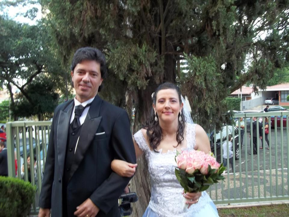 My marriage to Silvia, day 05/05/2012