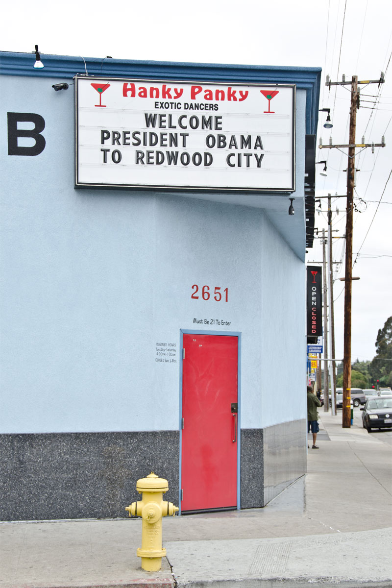 Welcome to Redwood City!
