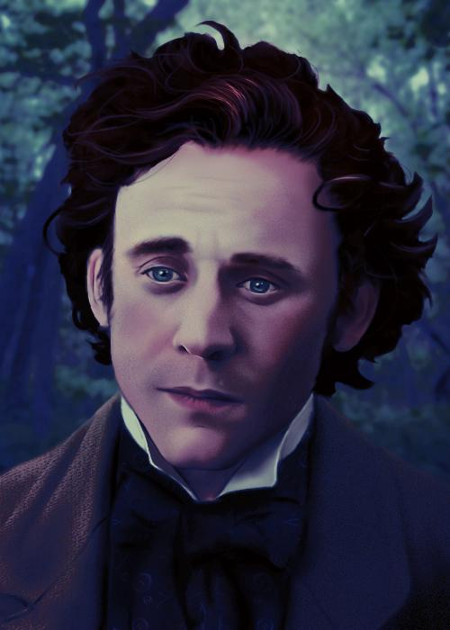 Jonathan Strange/Tom Hiddleston by Kadaj15