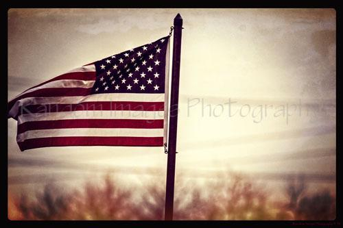 Vintage Flag by DysfunctionalPhule
