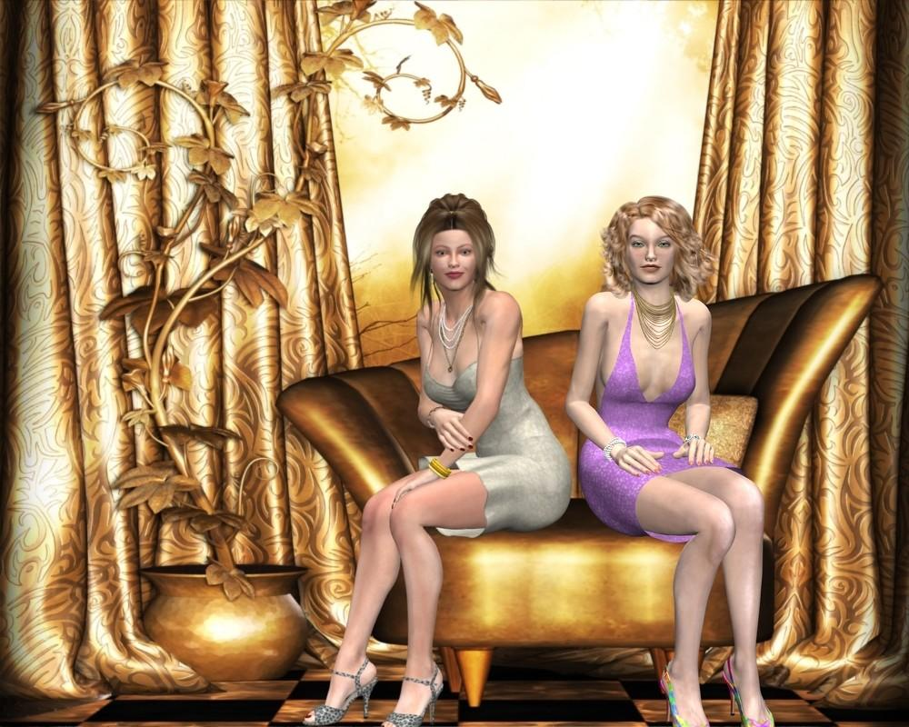 Golden Ladies