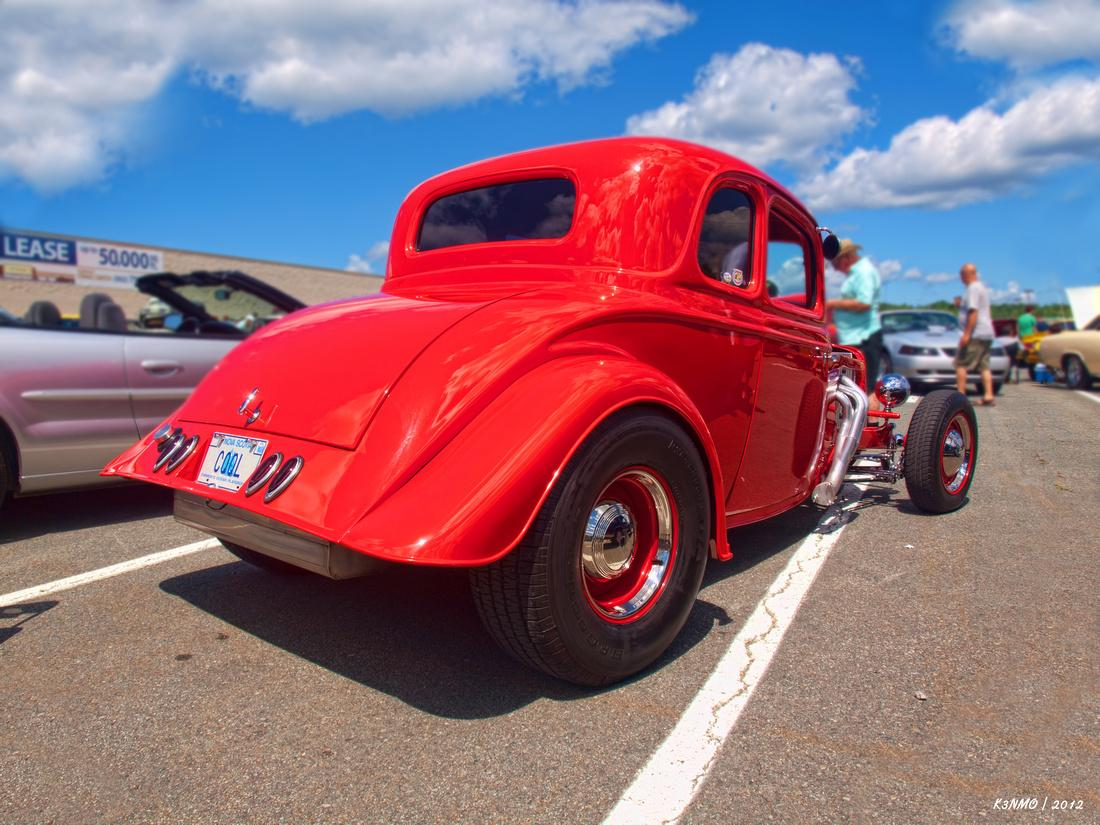 1934 Ford - Old Skool Hot Rod