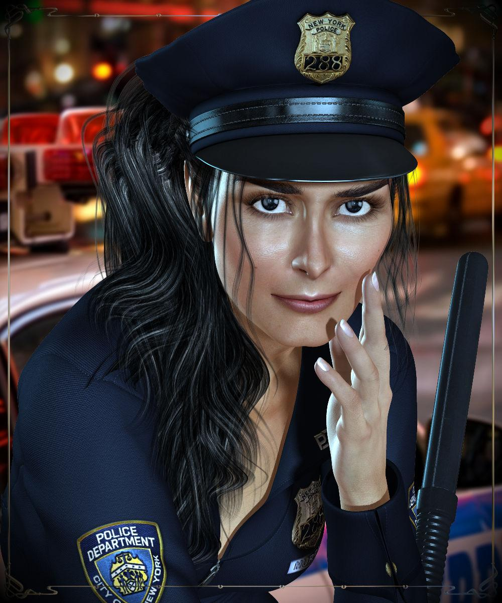 NYPD Patrol by -renapd-
