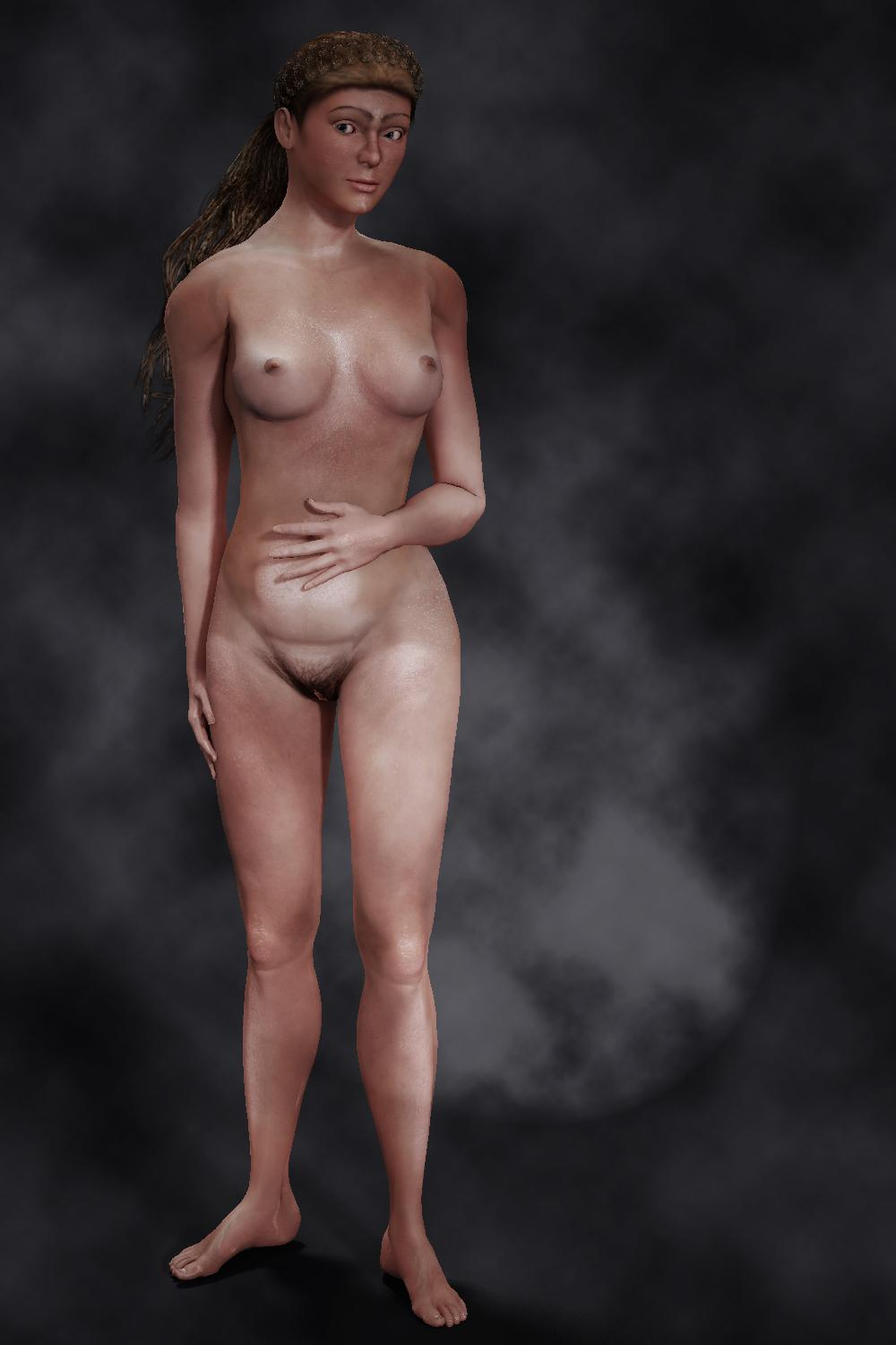 !!Portrait of a Nude!!