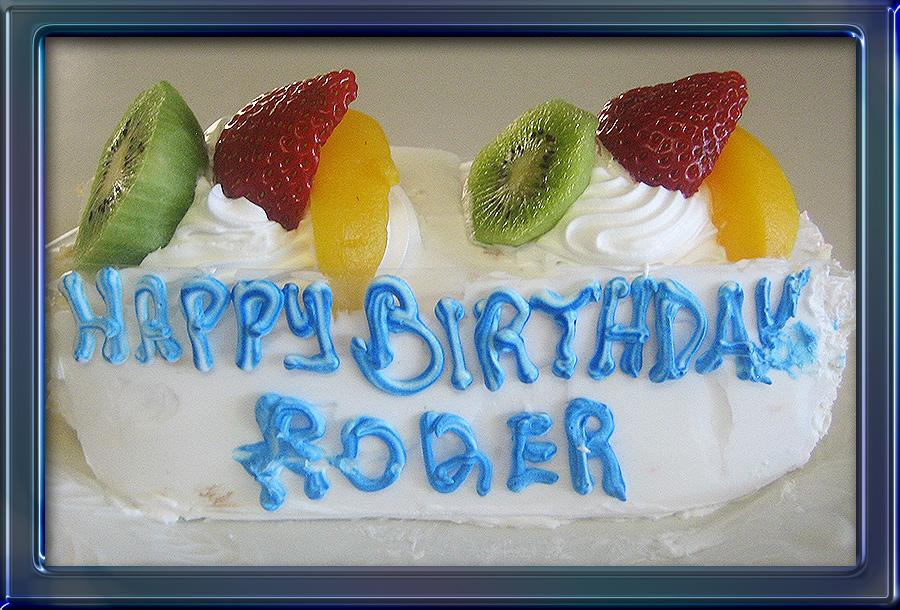 Happy Birthday My Dear guitar_slinger(aka Roger)