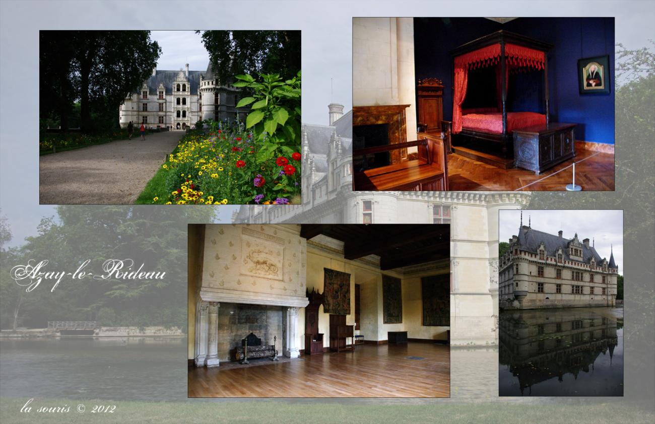 ~ Collage d'Azay-le-Rideau ~ for Magnus073
