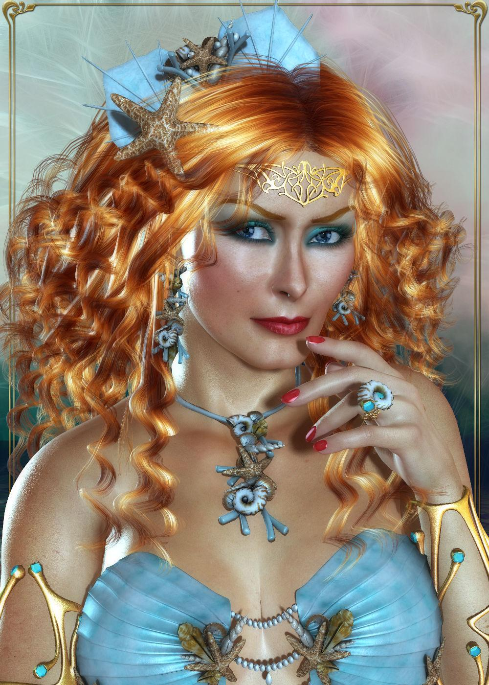 Queen of the 7 Seas by -renapd-