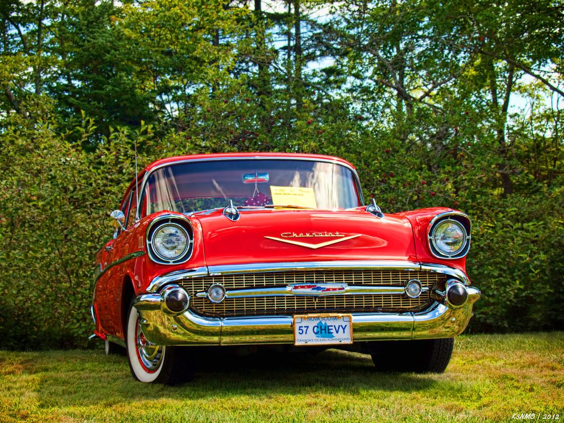American Icon - 1957 Chevy Bel Air