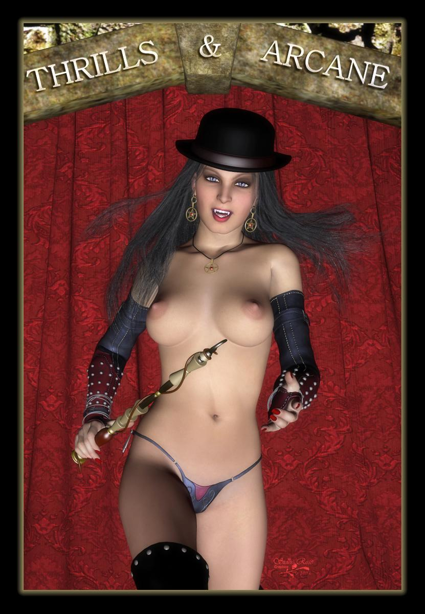 Daniella Draco ~ Mistress of Ceremonies