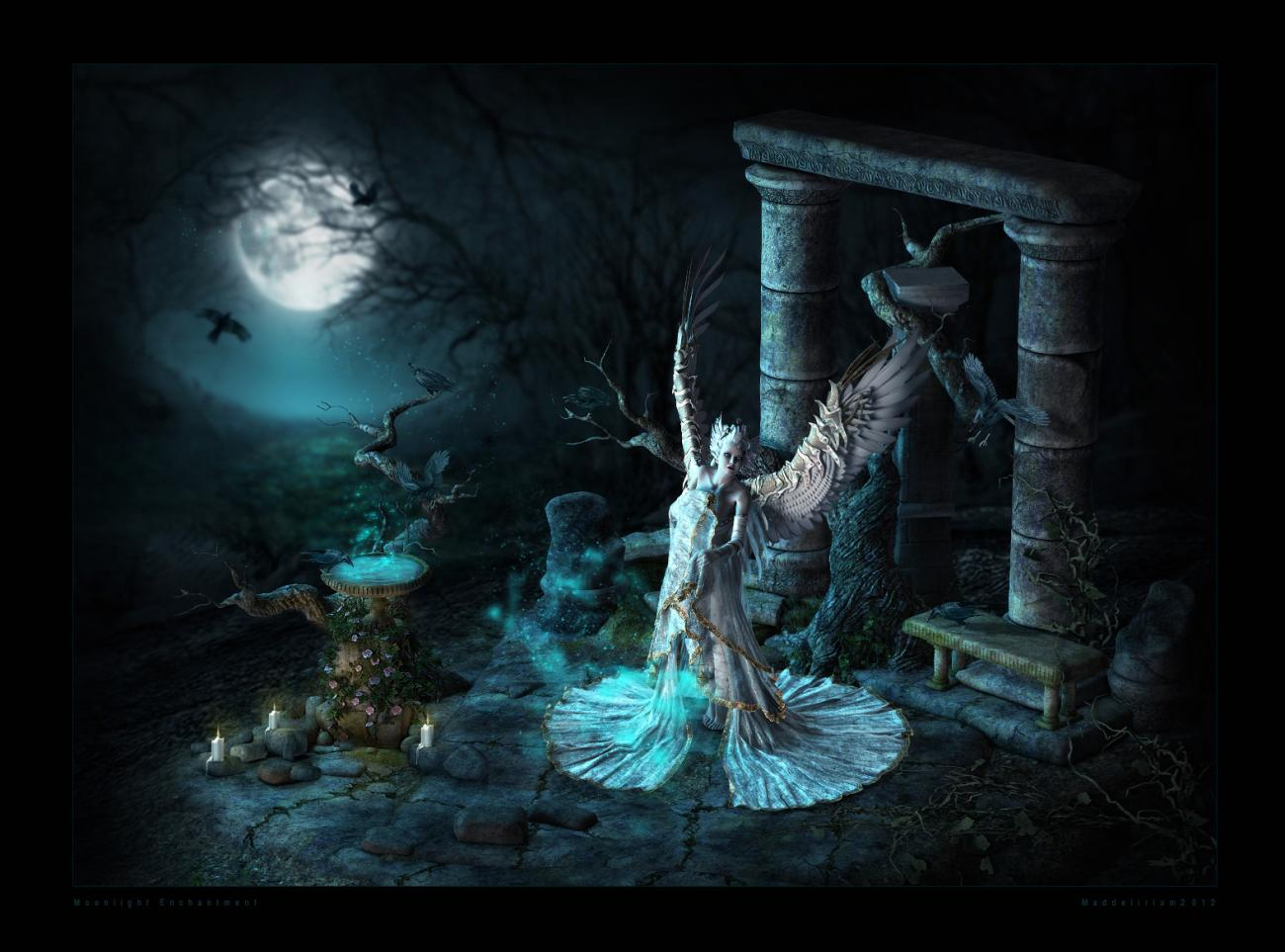 Moonlight Enchantment for ilona