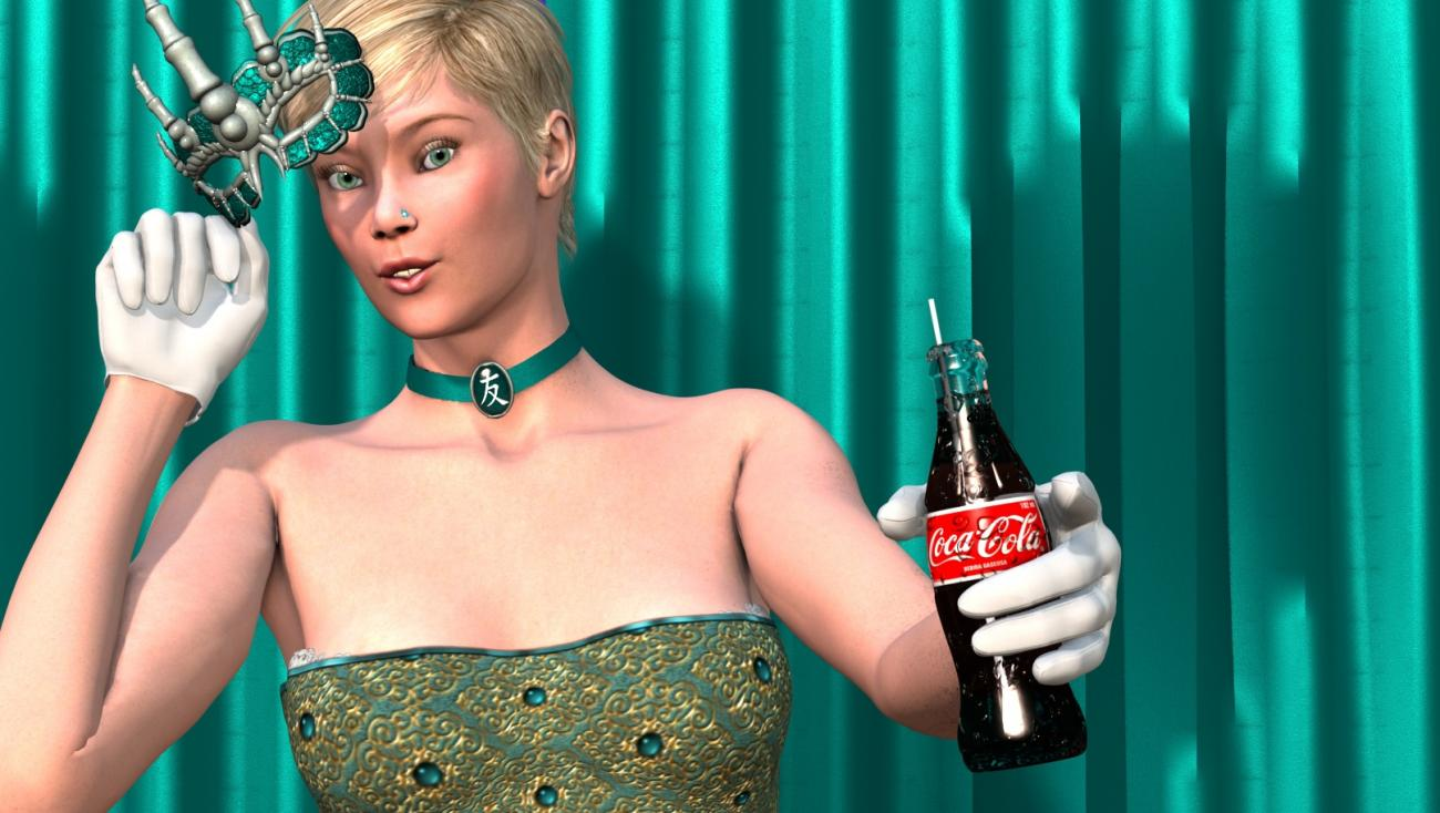 Have A Coke - No. 2 (for Syltermermaid)