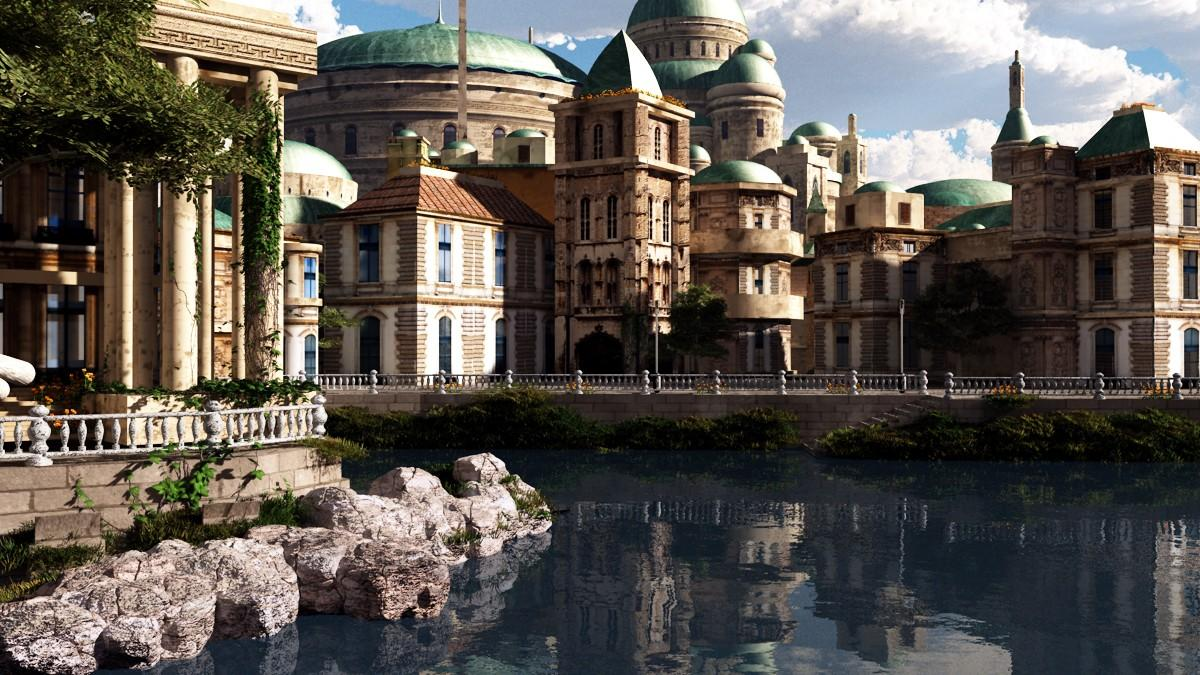 Another view of Naboo