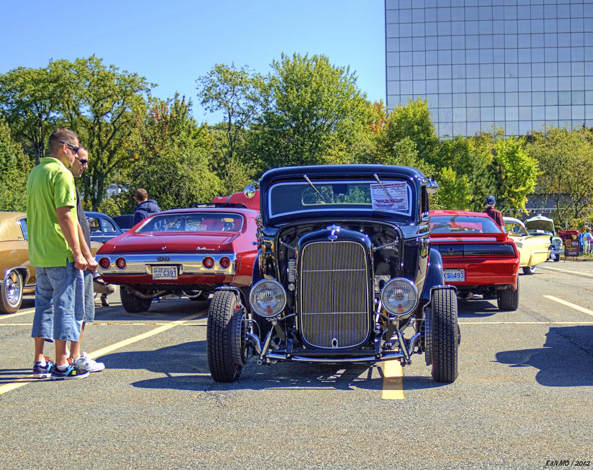 Hot Rod Admirers